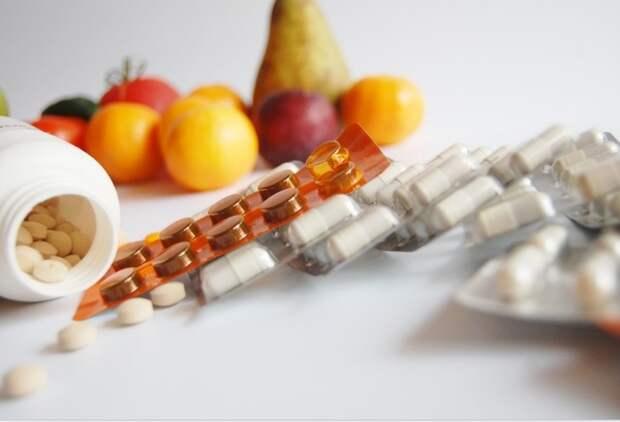 Британский врач назвал лучшие витамины для восстановления после COVID-19