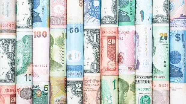 Официальные рыночные курсы инвалют на 21 сентября установил Нацбанк Казахстана