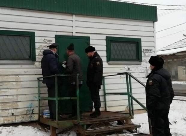 В Ижевске снесут торговавший алкоголем ларёк