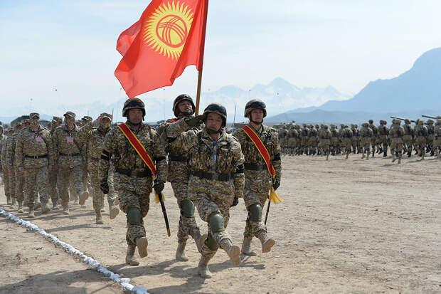Перестрелка возобновилась на границе Киргизии и Таджикистана