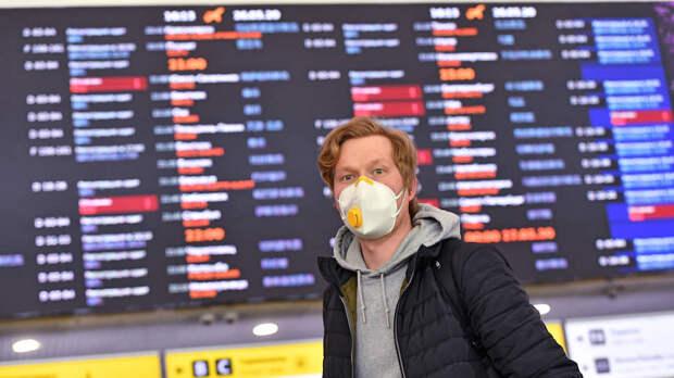 Россия останавливает все авиарейсы для возвращения россиян