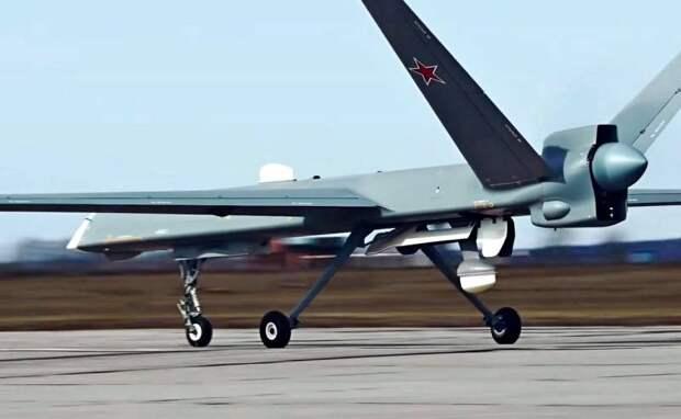 В США оценили российский ударный «Орион»: ровня турецкому «Байрактару»