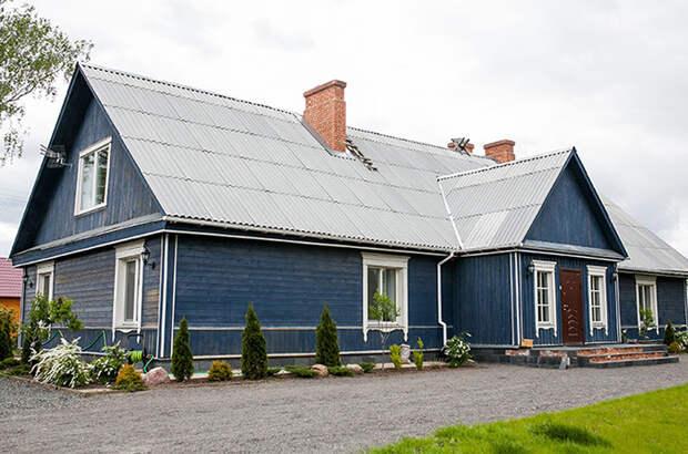ремонт старого дома в деревне