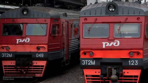 Объем программы инвестиций РЖД до 2025 года равен 10 триллионам рублей