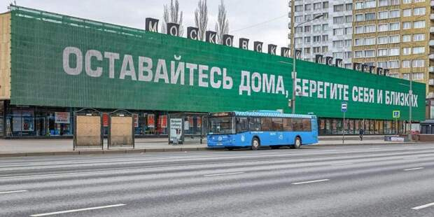В Москве выписаны первые штрафы за нарушение карантина/ Фото mos.ru
