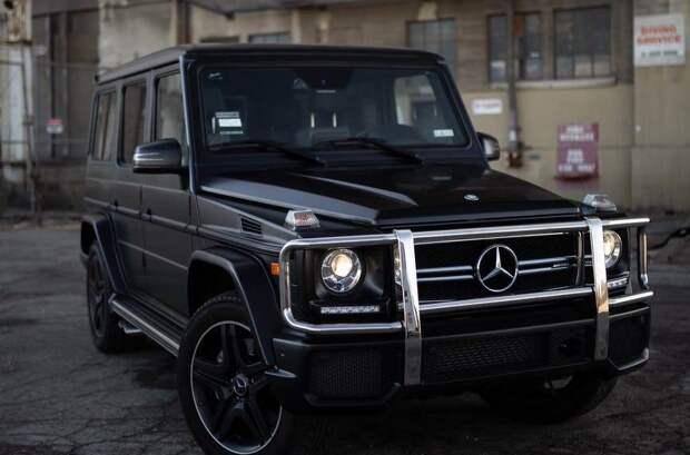 Названы самые опасные подержанные машины в России