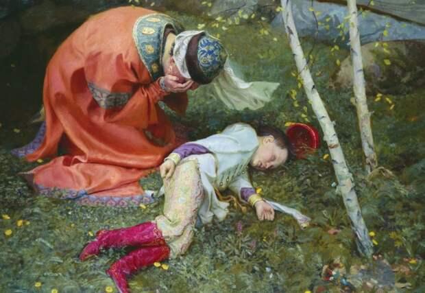 Гибель сына Ивана Грозного: почему на Руси началась смута