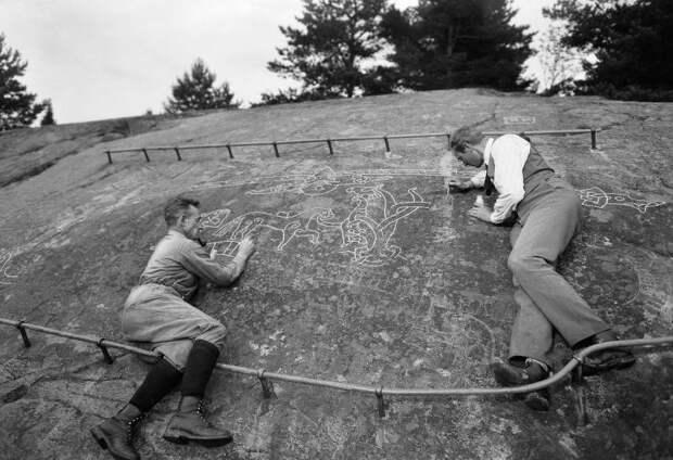 Викинги и рунные камни. В 2-х частях