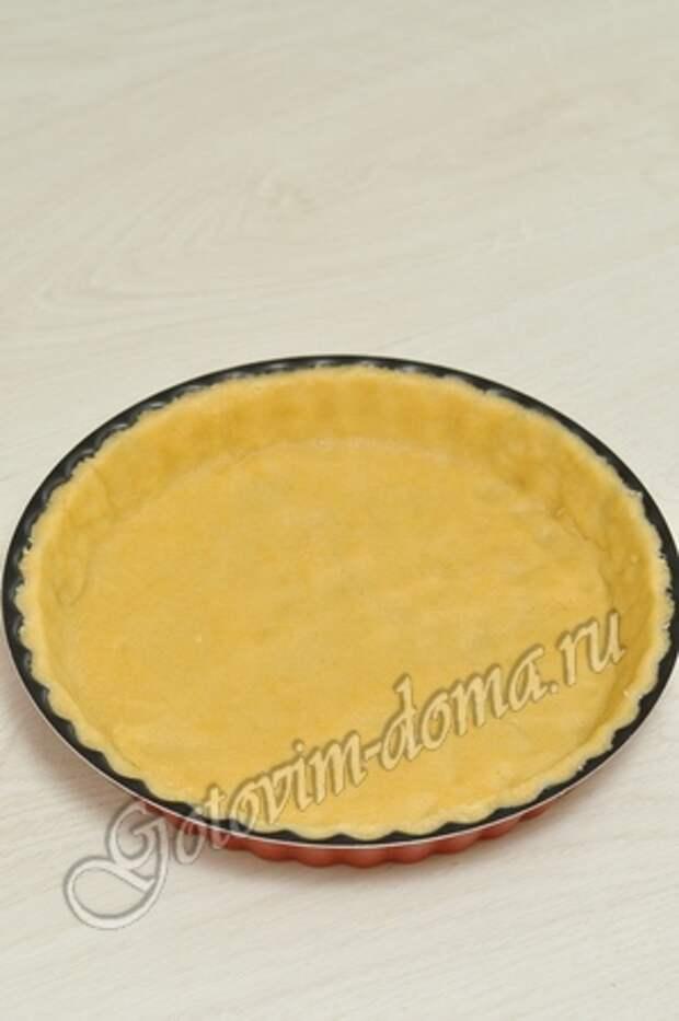 Яблочный пирог со сливками фото 4