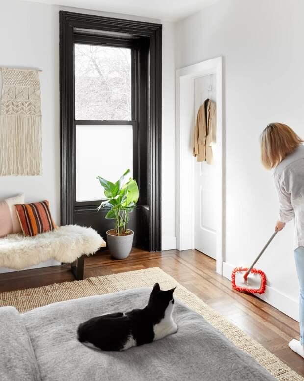10 необходимых вещей для уборки, которые должны быть в каждом доме