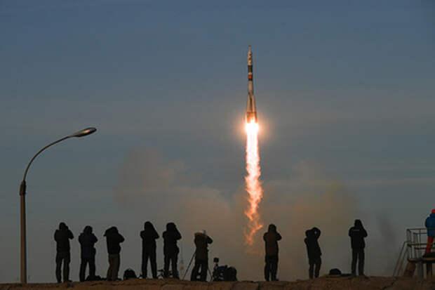 «Роскосмос» скрыл происшествие с «Союз МС-11»