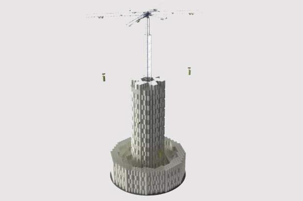 Швейцарская фирма предлагает хранить энергию в бетоне
