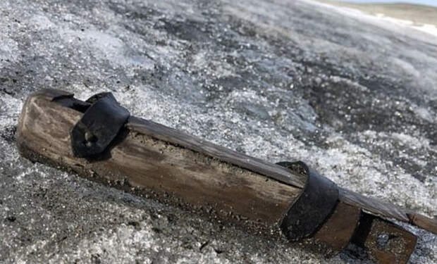 Сокровища викингов на затерянной тропе: нашли редкое оружие и части корабля