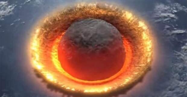 Что случится если взорвать ядерную бомбу в супервулкане