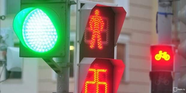 На площади Маршала Бабаджаняна светофоры починили – ЦОДД