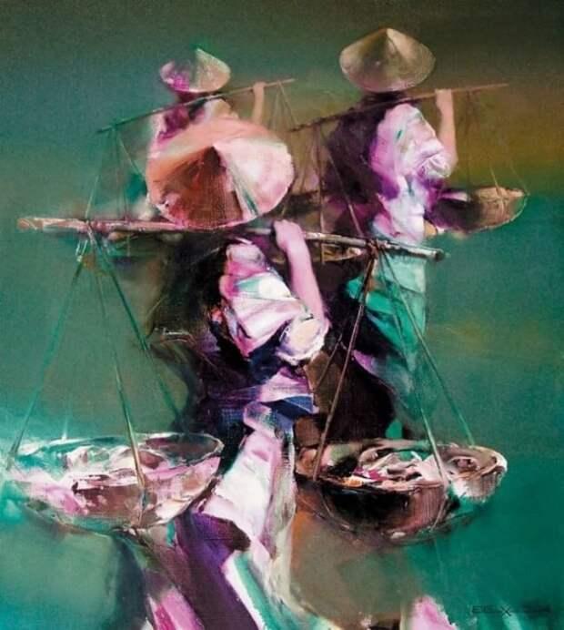 художник Валерий Блохин картины – 14