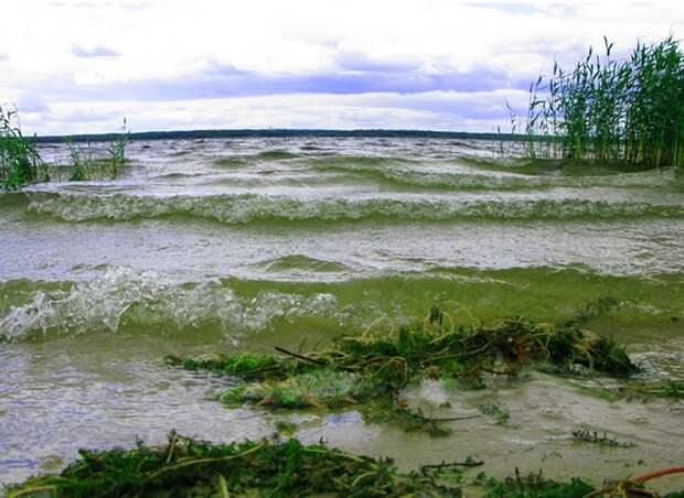 озеро Смердячье у Шушмор
