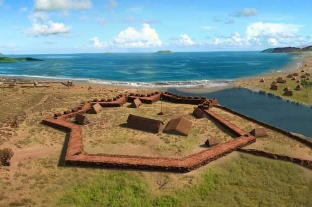 Елизаветинская крепость, форт Елизаветы - бывшая русская крепость на острове Кауаи, построенная в 1816-1817 гг. под руководством сотрудника Российско-американской компании Г.А. Шеффера.