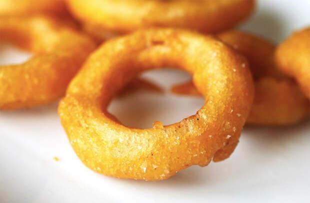 Луковые кольца: самые частые ошибки приготовления