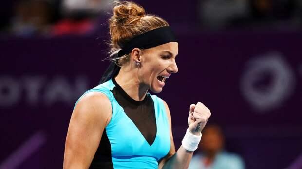 Русские теннисистки зажигают на Australian Open