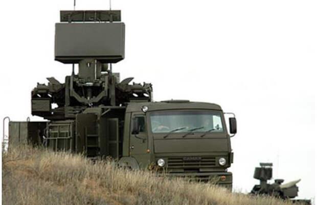 Российские войска начали получать С-500