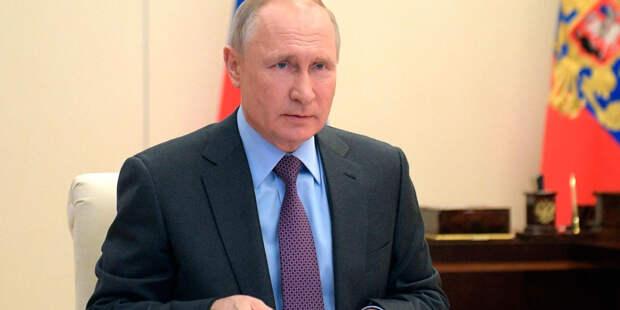 О чем Путин будет говорить с президентом Абхазии?