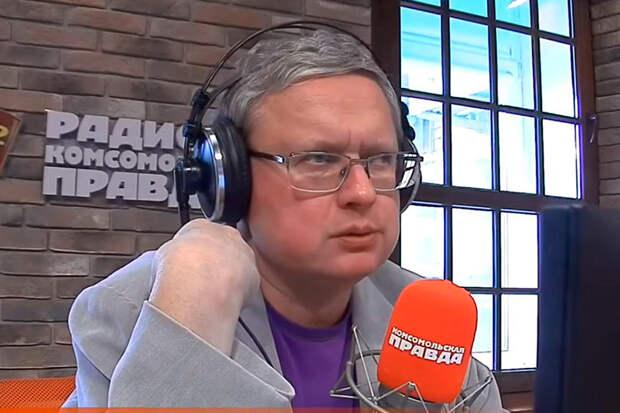 Михаил Делягин заявил, что «коронабесие» отступает и мы вступаем в череду банкротств