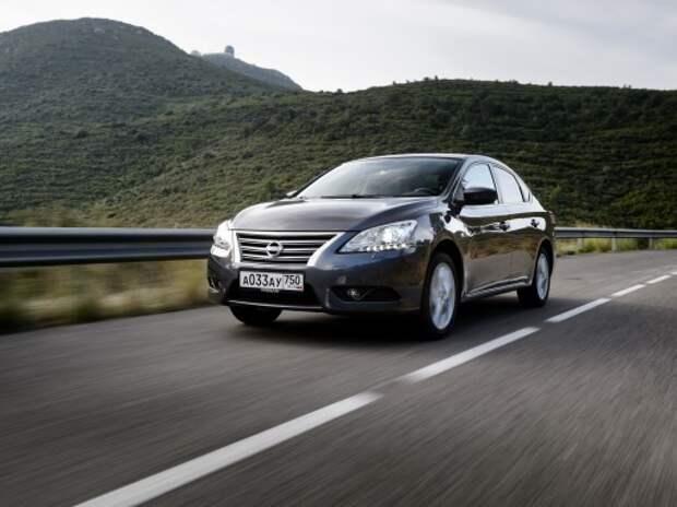 Оператив ЗР: тест-драйв Nissan Sentra