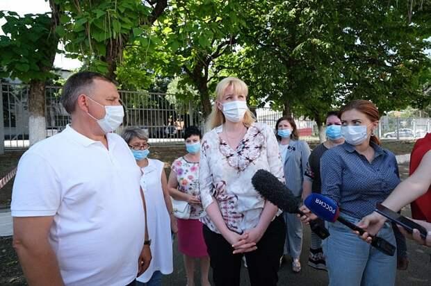 Анна Минькова: Родители не должны платить за рециркуляторы для школ