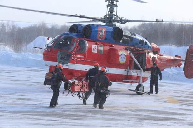 Сотрудники Московского авиацентра в феврале спасли 22 человека