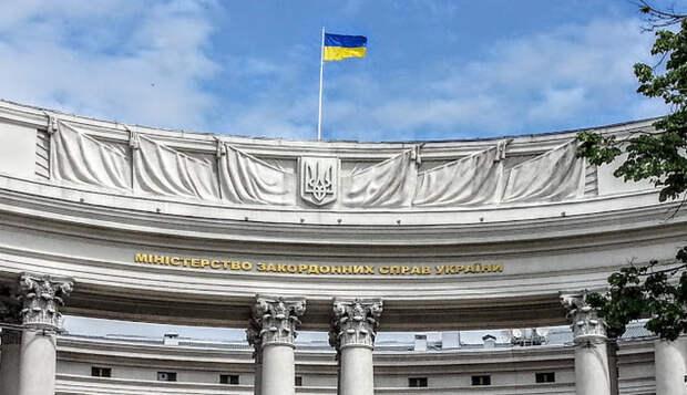 «Это провокация»: Украина готовит зеркальный ответ на задержание дипломата в Петербурге