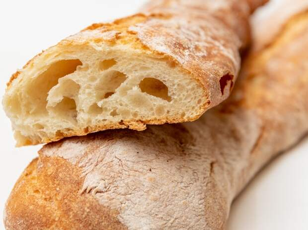 Врач назвала вредные свойства хлеба