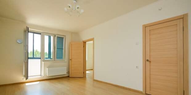 На Олонецкой введут жилой дом на 168 квартир по реновации