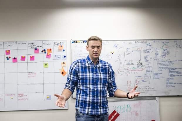 Волков раскрыл схему финансирования штабов Навального