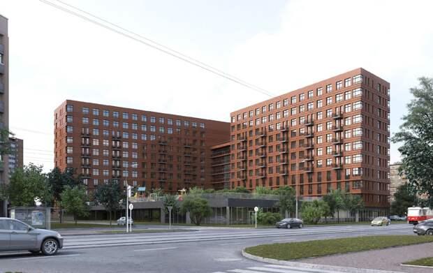 Антосенко: в Москве введут муниципальный дом на 221 квартиру