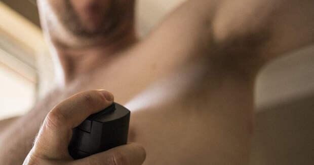 Почему некоторым людям ненужен дезодорант