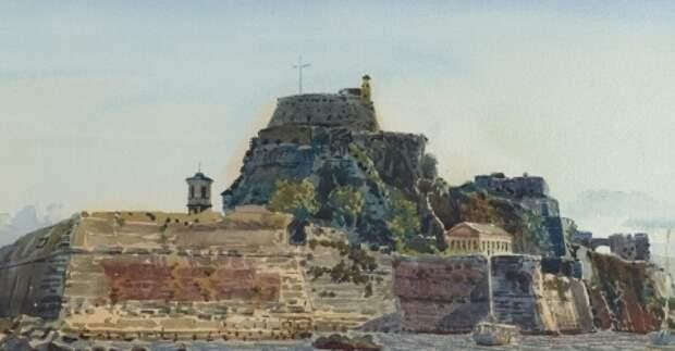 В галерее «Тушино» пройдет выставка мастера акварельной живописи