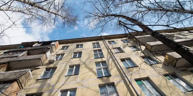 Адресный указатель вернут дому на Клары Цеткин до конца мая