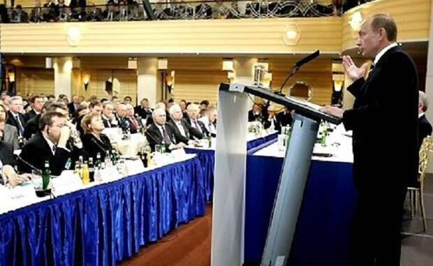 Ужасный и коварный: Почему Запад демонизирует Путина