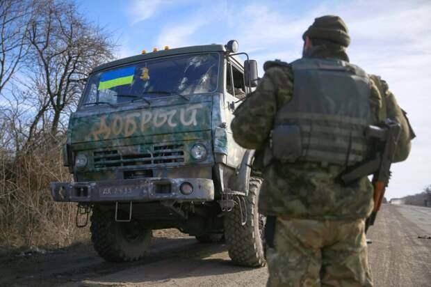 Украине нечем заменить устаревший автопарк своих вооруженных сил