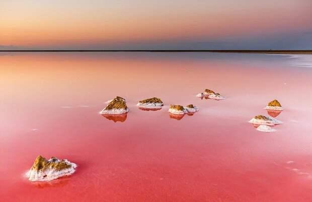 Фотографии Каяшского озера