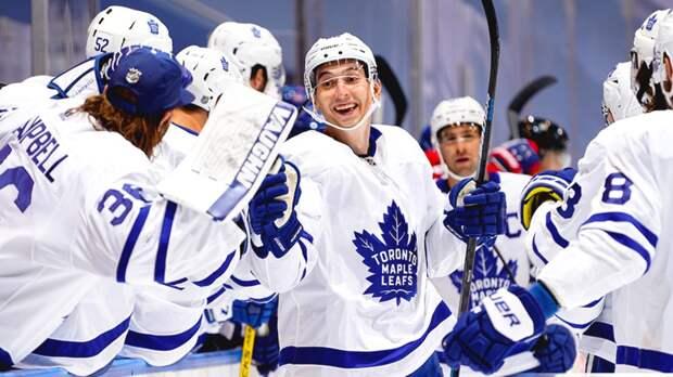 Русский форвард сыграл впервые за полгода и забил на 33-й секунде! Михеев может стать звездой «Торонто» в плей-офф