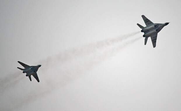 ВО: в Ливии засекли МиГ-29 российской ЧВК «Вагнера»