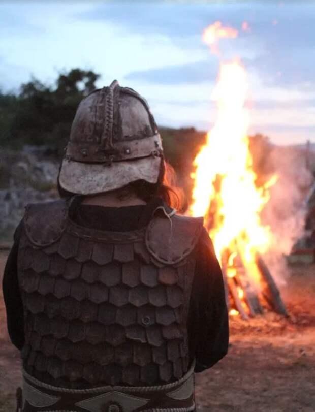 В Крыму стартовали съёмки реалити-шоу «Золото викингов»
