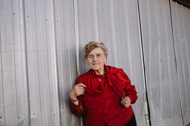 Галина Яковлева занимается благотворительностью весь рабочий день. Фото: Наталья Булкина.