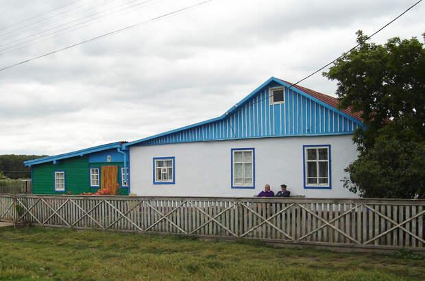 Как живут немецкие поселения в степях Сибири