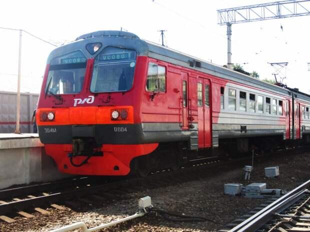 Поезда от «Трикотажной» снова отправляются по расписанию