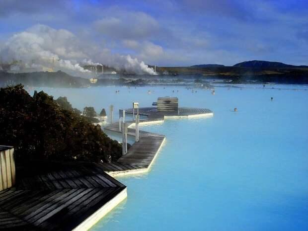 Исландия.