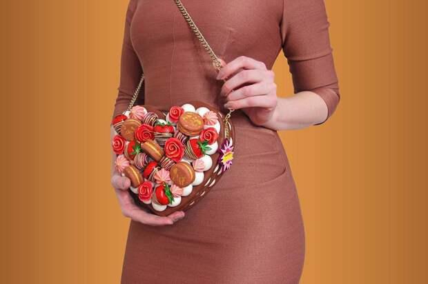 9 фото дико реалистичных сумок в виде еды, которую так и хочется съесть