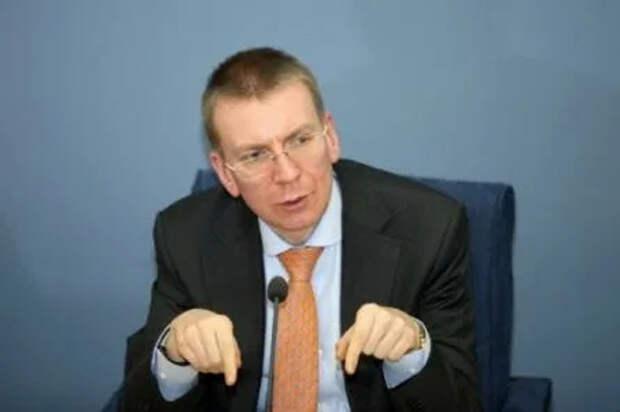 «Эдгар Ринкевич, не позорьте себя и Латвию!